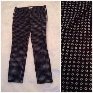 Old Navy Pants - Awesome 90's Retro Floral Capris